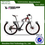 Aluminum Alloy Fork Material Aluminum Alloy Frame Material mountain bicycle 30speed disk brake