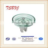 High quality toughened glass disc insulator