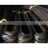 Anping Factory Raw Materials Used For Construction U Type Wire/U Shape Wire/U hank Wire With High Quality Low Price
