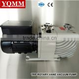 TRP12 double stage rotary vane vacuum pump