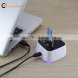 Manufacturers china birthday gift multiple usb hub/sd card usb adapter/sd card slot to usb adapter