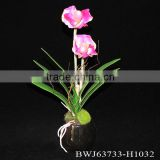 Factory Direct Handmade Competitive Price Decorative Artificial Potted Flower