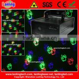 RGB Animation Twinkling home laser light show equipment