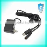 Wholesale Power Supply AC Adapter Cable for Xbox 360 Kinect Sensor power supply for XBOX360 good chargers for XBOX 360