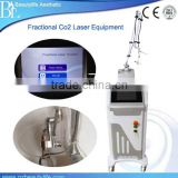 Birth Mark Removal Co2 Laser/RF Metal Tube Fractional Co2 Laser Face 10.6um Lifting Machine With Vaginal Tightening/rf Tube CO2 Fractional Laser Stretch Mark Removal