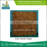 2016 Best Selling Highly Recommended Coconut Coir Husk Chips Supplier