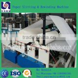 Paper Slitting and Rewinding Machine Processing Type and New Condition Jumbo roll rewinder