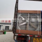 Huabang ventilation exhaust fan for poultry farm and green house with stainless steel blade