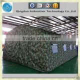 Large Sealed Temporary Inflatable Emergency Shelters , Inflatable Medical Tent for Temporary