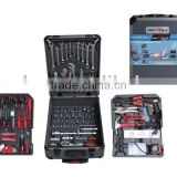 LB- 249 186pc wrench set socket set household tool set hand tool kit in ABS trolley case