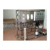 Professional Sea Water Desalination Plant Stainless Steel Reverse Osmosis System 20M3 Per Day