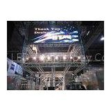 Aluminum Video Indoor LED Screen 6mm For Rental Events And Shows