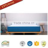 hot sell best price mattress memory foam customized memory foam mattress roll up packing knitted mattress fabric