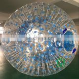 Hit hight quality 100% PVC/TPU inflatable zorb ball giant human size hamster ball grass ball for sale for commercial