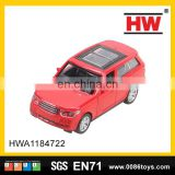 1:43 small pull back diecast toy car