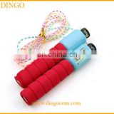 Printed logo Jump Rope with counter