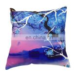 Wholesale Custom 100% Cotton Square Soft Digital Printing Pillow