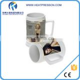 22oz Ceramic beer mug for promotion sale