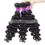 Bundle Weft Brazilian Peruvian Indian Remy Virgin human wholesale bulk hair extensions