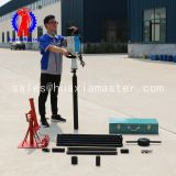 lightweight sample equipment QTZ-3D borehole  drilling machine for soil investigation