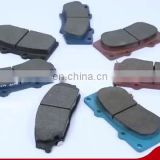 IFOB 04466-60080 Car Brake Pad For Toyota Land Cruiser Prado KDJ9 KZJ9 RZJ9 VZJ9  04/1996-11/2008