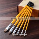 Wholesale china manufacturers paint brush art acrylic brush