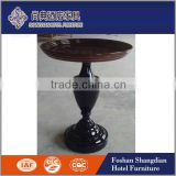 Hotel used living room furniture arabic tall wood coffee table designs                                                                                                         Supplier's Choice
