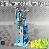 New super quality painted brass snap buttons machine