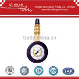 Dual-Head Chuck Dial Tire Gauge TG-016