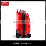 2015 RASTAR Novelty Remote Control kids suitcase used trolley suitcase