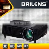 BRILENS BL960 Cici Lowest Price Micro USB LCD multimedia Mini LED Projector/Beamer/Proyector/Projektor