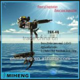 CE approved electric small boat engine for fishing