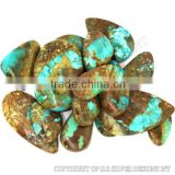 wholesale Boulder Turquoise gemstone top quality stones for handmade jewellery