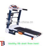 "Commercial used 16% incline 6"" LCD bigger disply portable treadmill"