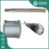 aaac conductor 25mm2/ bare aluminum stranded cable/ all aluminium alloy conductors
