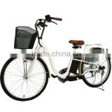Wholesale Cargo Electric Bike For Lady