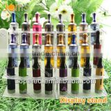 Colorful e-cig display stand with one year warranty fast delivery favorable price vaporizer e-cig display stand wholesale