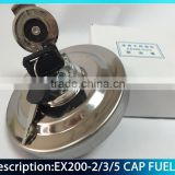 high quality EX200-5 fuel tank cap EX200-2 fuel tank cap for excavator EX200-3 4188409 4361638