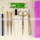 Disposable surgical delivery pack/kits