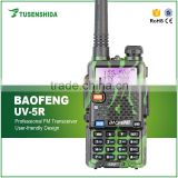 5W 128CH Two Way Radio BF UV-5R Ham Transceiver Army Green Baofeng Walkie Talkie                                                                         Quality Choice