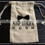 Promotional small jute bag for shopping
