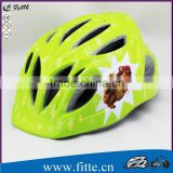 High quality integrally molded children bicycle helmet eps childrens crash helmets bicycle parts and accessories bags