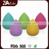 Teardrop beauty facial cosmetic non-latex latex free waterdrop make up sponge