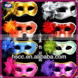 China Manufacturer Variours Colors Plastic Party Masquerade Mask Bulk