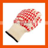 Barbeque Grill Smoker Oven Heat Protection Silicone Gloves
