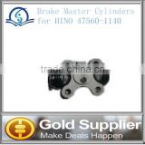 Brand New Brake Master Cylinders for HINO 47560-1140 with high quality and low price.