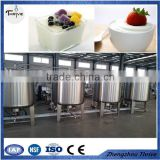 Milk Pasteurization and Yogurt Fermentation tank                                                                         Quality Choice