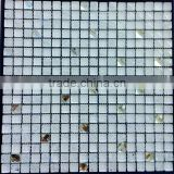 China low price ceramic glass mosaic for swimming pool tile                                                                                                         Supplier's Choice