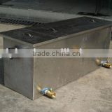 Stainless Steel grease trap / restaurant equipment