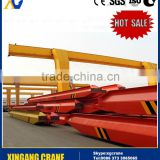 Factory Price 10 ton 50 ton 100 ton tower truck mobile gantry overhead no used large mini crane for sale